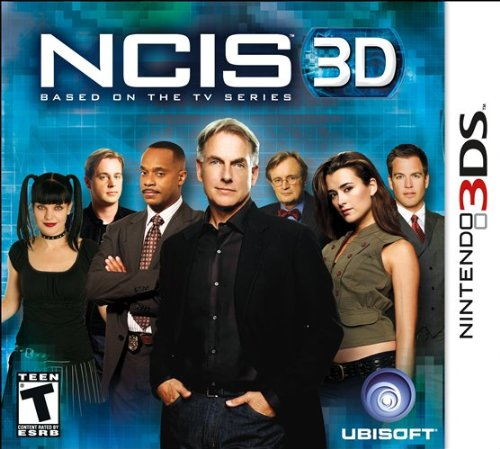 NCIS: Based on Max 69% OFF the TV Nintendo 3DS Series - Excellence