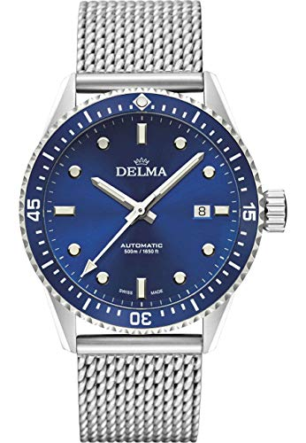 DELMA - Armbanduhr - Herren - Cayman Automatic - 41801.706.6.041