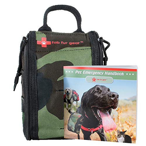 fab fur gear Pet First Aid Kit