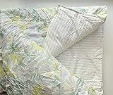Ralph by Ralph Lauren Full/Queen Comforter Set - Batik Floral Palm Leaf Botanical (3-pc Set)