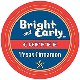 bright and early texas cinnamon coffee