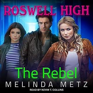 The Rebel audiobook cover art