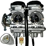 ZOOM ZOOM PARTS CARBURETOR FOR YAMAHA RAPTOR 660 2001 2002 2003 2004 2005 660R YFM660 YFM 660R NEW CARB FREE FEDEX 2 DAY SHIPPING