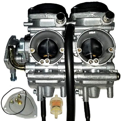 ZOOM ZOOM PARTS PERFORMANCE CARBURETOR YAMAHA RAPTOR 660 660R YFM660 YFM 660 660R 2001 2002 2003 2004 2005 CARB FREE FEDEX 2 DAY SHIPPING