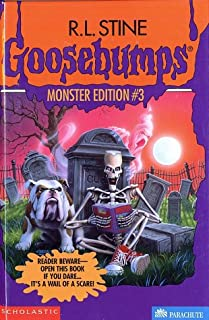 Goosebumps Monster Edition 3: The Ghost Next Door, Ghost Beach, and The Barking Ghost