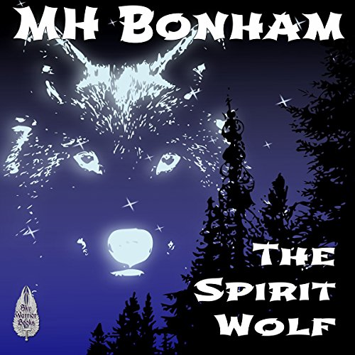 The Spirit Wolf audiobook cover art