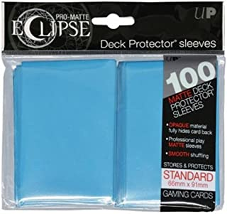 Ultra Pro UPR85603 Eclipse Standard Matte Card Sleeves