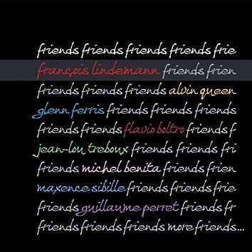 François Lindemann friends
