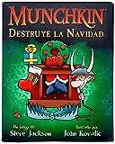 Edge Entertainment- Munchkin: Destruye la Navidad - Español (1)