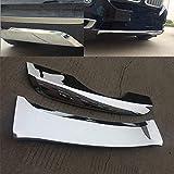 Auto Prich fits BMW X5 F15 2014-2018 Front Rear Bumper Board Guard Skid Plate Protector bar