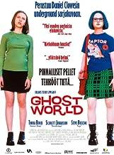 Ghost World Poster Movie Finnish 11x17 Thora Birch Scarlett Johansson Steve Buscemi Brad Renfro