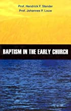 infant baptism in the early church