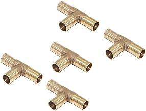 8mm 5er-Set Messing T-Stück Schlauchverbinder Durchmesser