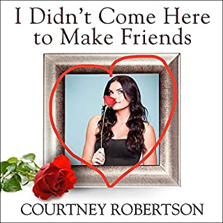 I Didn't Come Here to Make Friends audiobook cover art