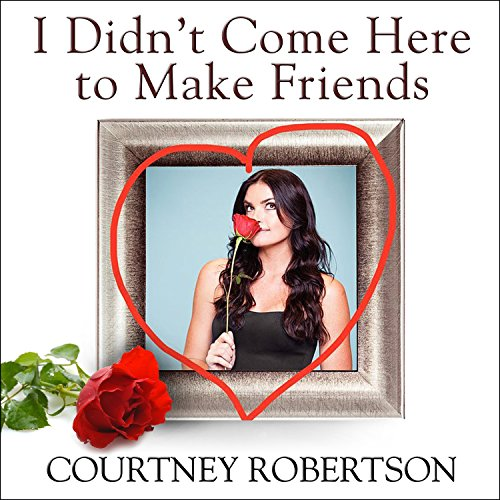 I Didn't Come Here to Make Friends cover art