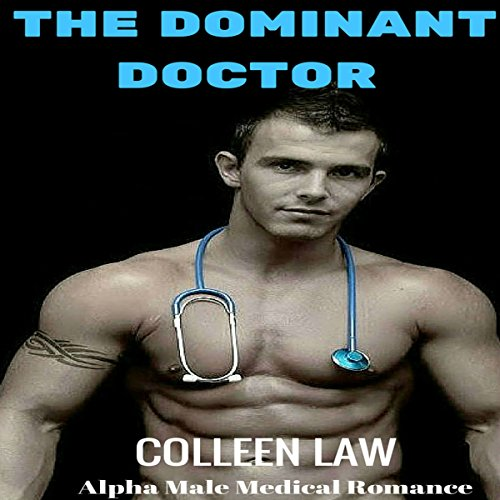 The Dominant Doctor audiobook cover art