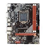 WERTYU Placa Base para Juegos Apta para Fit For Atermiter B75 para Intel LGA 1155 I3 I5 I7 E3 DDR3 1333 / 1600MHz 16GB PCI-E VGA HDMI Juego SATA3.0 USB3.0