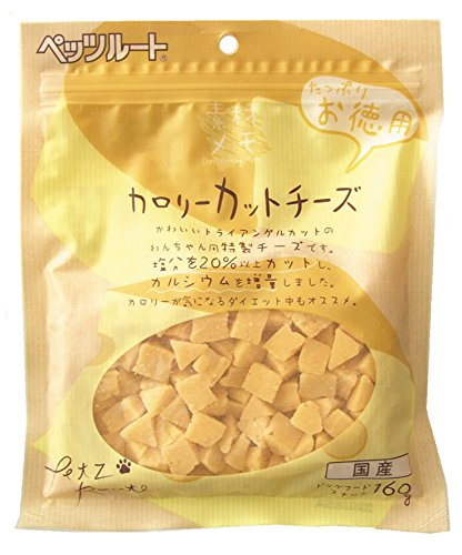 ペッツルート『カロリーカットチーズ お徳用』