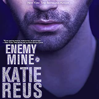 Enemy Mine                   By:                                                                                                                                 Katie Reus                               Narrated by:                                                                                                                                 Jeffrey Kafer                      Length: 2 hrs and 22 mins     48 ratings     Overall 4.3