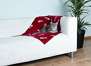 Trixie Couverture Polaire Beany/Arête de Poisson pour Chats
