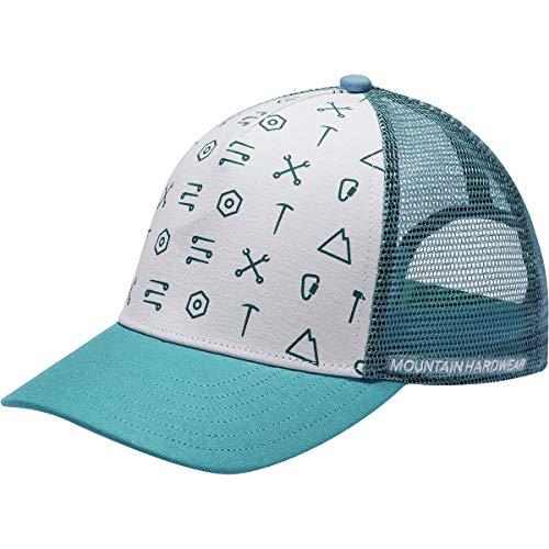 Mountain Hardwear Mountain Icon Trucker Hat FOGBANK One Size