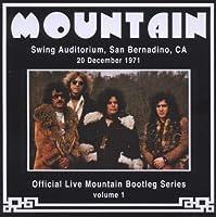 Official Bootleg 1: Live at San Bernardino 1971 by MOUNTAIN (2005-02-15)