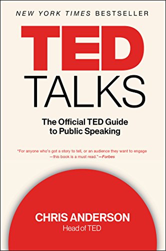 Compare Textbook Prices for TED Talks: The Official TED Guide to Public Speaking Reprint Edition ISBN 9781328710284 by Anderson, Chris