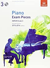 Best abrsm piano pieces 2015 Reviews