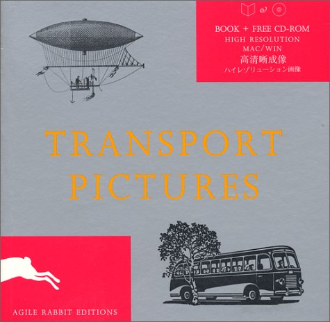 Transport pictures. Ediz. multilingue. Con CD-ROM (Agile Rabbit Editions S.)