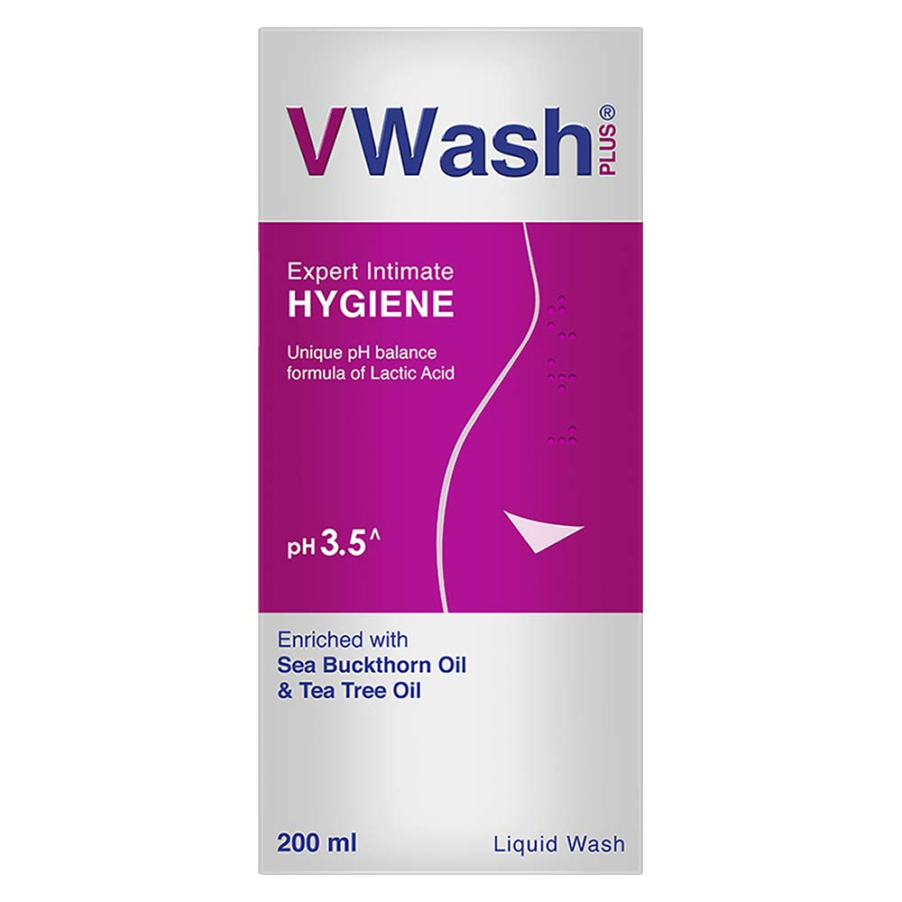 VWash Intimate Hygiene It is very popular 200 2021 ml Wash