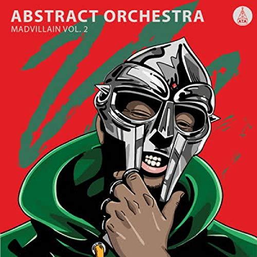 Madvillain Vol 2 Abstract Orchestra Cd