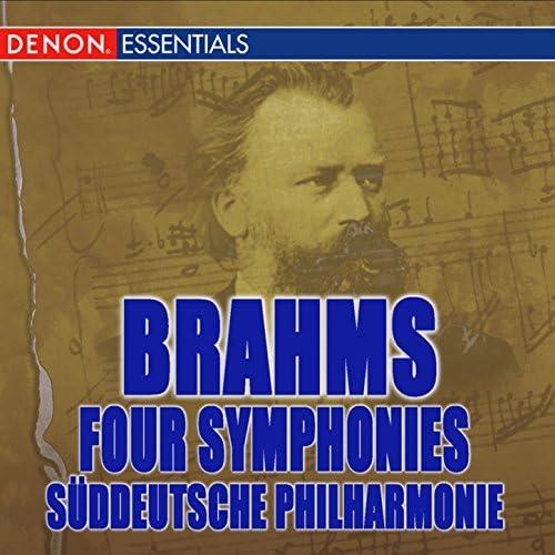 Alfred Scholz, Suddeutsche Philharmonie