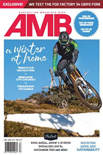 Australia Mountain Bike Magazine - A Winter at Home (English Edition)