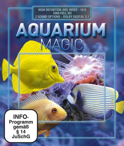 Aquarium Magic [Blu-ray]