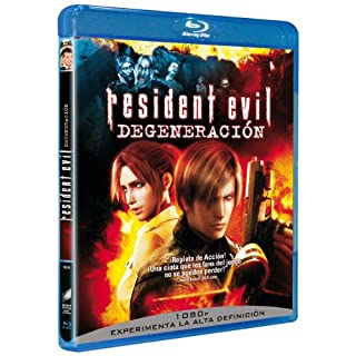 Resident Evil:Degeneracion - Bd [Blu-ray] (B0055KNVS8) | Amazon price tracker / tracking, Amazon price history charts, Amazon price watches, Amazon price drop alerts