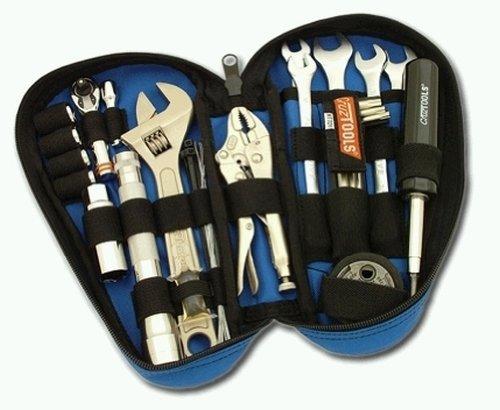Werkzeug-Set CruzTOOLS Teardrop, für Motorräder von Harley Davidson
