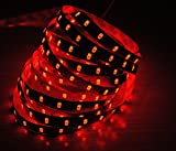 BSOD NewStyle 5M 5630 SMD Super Bright Flexible LED Light Strip Non-Waterproof 300 LEDs Strip Flexible lamp Light (Red)
