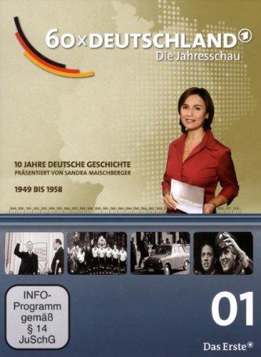 60 x Deutschland - Teil 1 (1949-58)