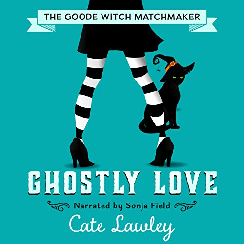 Ghostly Love audiobook cover art