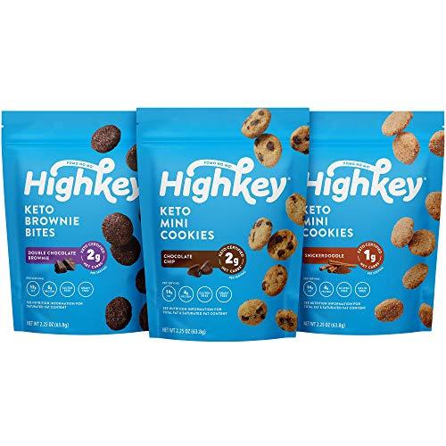 HighKey Keto Food Low Carb Snack...