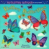 Fluttery Butterflies (Glitter Tattoos)