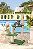 CLEVERCAT Outdoor Modell Formentera. Ideal für die überdachte Terasse oder Balkon....