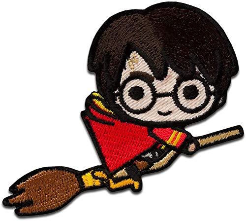 Mono Quick Harry Potter - Adhesivos para planchar, diseño de Harry Potter 14062 - Harry