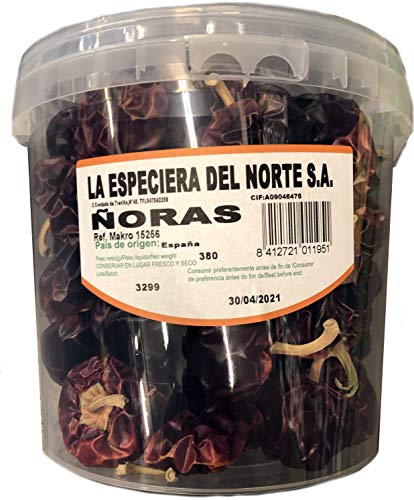 Ñoras Enteras - La Especiera del Norte - 380 Gr