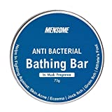 MENSOME Anti Bacterial Bathing Soap Bar With Apple Cider Vinegar, Oregano Oil, Turmeric Oil And...