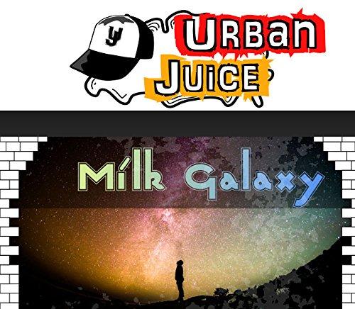 Urban Juice 10ml Aroma Konzentrat kein e liquid Milk Galaxy Keks und leichten Röstaromen Nikotin frei