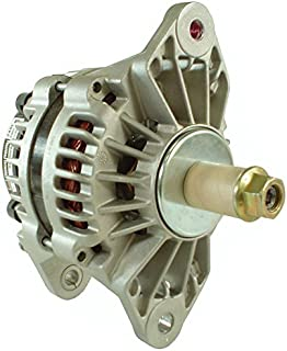 DB Electrical ADR0381 New Alternator For Truck Mack, Volvo Series 24Si 160 Amp, Volvo Truck Vhd Vnm Ved12 01 02 03 04 05 06 07, Mack Truck Series Ch Cl Cv Cx Granite Mr Rb Rd BAL9960LH D8600424 8704N