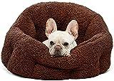 Wuudi Caseta suave para mascotas, camas para perros y gatos, suave, para cuatro estaciones, para...