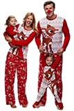 Ensemble Pyjama Noel Famille Père Noël Mère Garçon Fille du Nouveau-né Bébé...