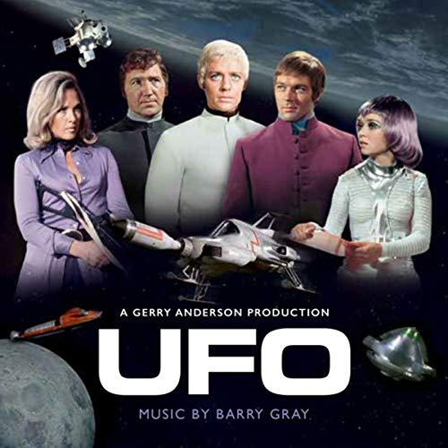 謎の円盤UFO (Original TV Soundtrack)